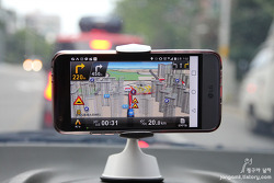 사용하기 편한 네비앱 비교!! 복잡한 도로의 해결사 스마트폰 네비게이션들의 장점과 아쉬움