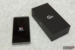 보고 듣고 찍는 매력이 쏠쏠! KT G6 구매혜택!