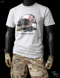 [Pratama tactical] Operation Gothic Serpent T-shirt.