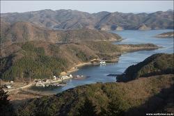 대마도여행 에보시타케 전망대 Mount Eboshidake Observatory