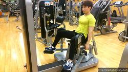 레그어덕션머신:: 허벅지 안쪽/바깥쪽 운동