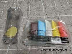 카카오 텀블러+ 카카오 트래블 킷