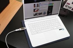 나우 케이블 USB-C 삼성 올웨이즈 LG 올데이그램 충전 테스트