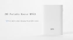 샤오미 파워뱅크 라우터 Zmi MF855, 보조배터리 겸용 포켓와이파이로 해외여행 데이터 해결