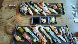 가성비 으뜸 제주도 초밥 맛집, 스시황