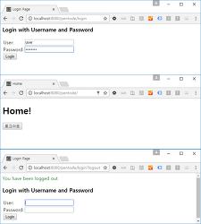 스프링프레임웍 - Spring Security(1) : 기본 설정