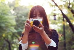 하니 카메라? 예쁜 미러리스 카메라 캐논 M10이 매력적인 이유.