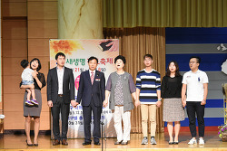 20160918-장준석 장로님 가족 헌금특송