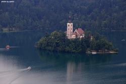 [슬로베니아 블레드호수 여행] 호수 안의 섬, 블레드 섬