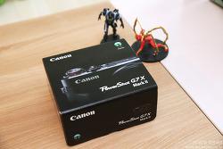 캐논 G7X Mark2 디자인 무엇이 달라졌을까? 캐논 컴팩트 카메라