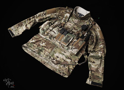 [Vest] Arc'teryx LEAF COMBAT SoftShell Jacket Multicam with Mayflower UW Chest Rig GenIV