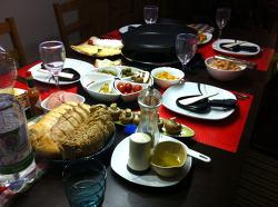 독일 질베스타(새해 전야) 음식과 아이들과 함께하는 가족파티