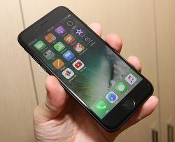 벨킨 아이폰7 플러스 보호필름 인비지글라스