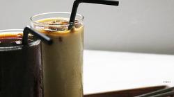 커피얼음으로 큐브 커피 ,큐브라떼 만들기 [동영상레시피]