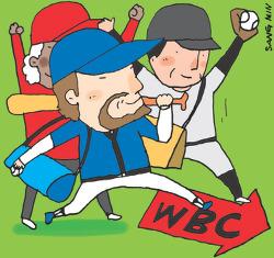 WBC로 돌아온 전설의 형님들