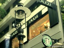 영화 천장지구 배경;홍콩의 마지막 가스등[홍콩영화촬영지]