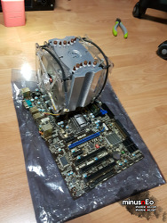 컴퓨터 메인보드 교체