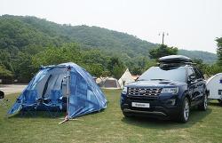 캠퍼들이 말하는 포드 익스플로러 SUV의 진가는?  @포드 Go do 캠프