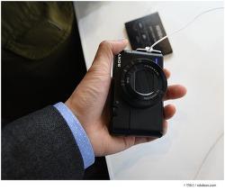 소니 카메라 플래그십 3종 A99II, RX100V, A6500 후기 SONY가 걸어온 알파10주년