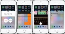 CCMore - 아이폰 제어센터 빠른 실행 앱 미리보기 시디아 트윅 [iOS8 호환]