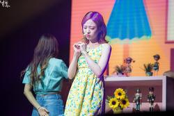 [160821] 오마이걸 진이 여름동화 직찍 by 남똑