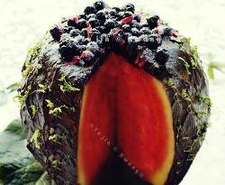 다크초코 케이크 to 쉐이크, 재미로 보는 수박요리 8종