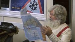 자동차 정비소에서 겨울안전체크를 받고 있는 산타할아버지와 순록, 썰매를 만난다면? 영국의 자동차 정비소 브랜드 퀵핏(Kwik Fit)의 크리스마스 바이럴필름 - '크리스마스 깜짝 선물(A Christmas ..