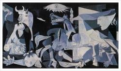 피카소, <아비뇽의 처녀들> <게르니카> 20세기의 대표적 서양화가이며 조각가