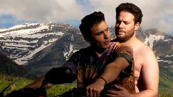 제임스 프랑코와 세스 로건의 칸예 웨스트 뮤직비디오 패러디 - Bound 3.