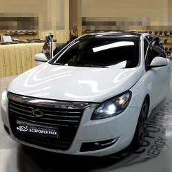 리튬인산철 배터리 에코파워팩 SM7 차량에 추천