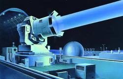 우주 쓰레기를 레이저 캐논포로 제거하려는 러시아