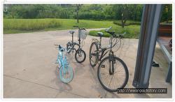신원동 자전거 라이딩 - 2017.09.03.