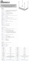 EFM ipTIME A8004NS-M 유무선공유기