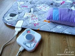 물세탁이 가능한 전기요!! 노블레스 전자파안심 전기요 슈퍼싱글(GW-822) 장점과 단점