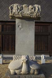 보리사 대경대사 현기탑비(菩提寺 大鏡大師 玄機)塔碑)