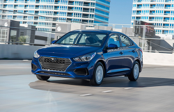 세계적인 자동차 전문매체 '오토모빌 매거진'은 엑센트를 어떻게 평가했을까?