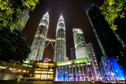 말레이시아 이동, 페트로나스 트윈 타워