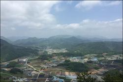 20180513 한남금북정맥 (말티재-작은구티재)