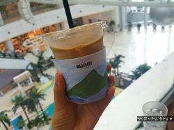 서울 영등포 타임스퀘어 카페 '마호가니 커피(MAHOGANY COFFEE)'