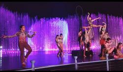 필리핀 마닐라 오카다 카지노 호텔 세계 최고의 분수쇼 풀영상