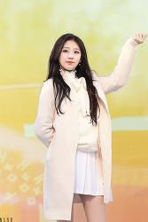 180123 평창올림픽 성화봉송 행사 러블리즈 7장 (지애 & 베이비소울 & 미주 & 예인 & 수정)