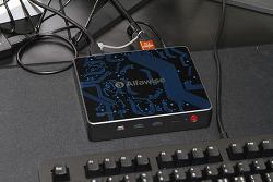 Alfawise T1 미니PC N4100 시스템 사용 후기