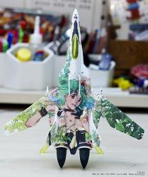 180714 VF-25F 란카 마킹 +a