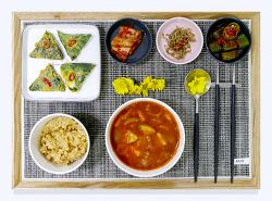 음식물 쓰레기 걱정 없는 완벽한 1인 식탁 차리기