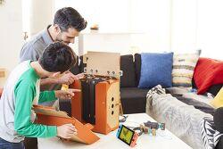 닌텐도 라보 발표, 가격과 키트: 새로운 놀거리