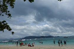 태국 푸켓여행-요트투어-산호섬 바나나비치