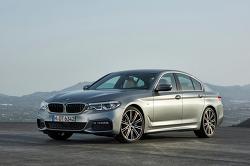 달라진 2018 BMW 5시리즈 블랙박스 기본 탑재 및 상품성 강화