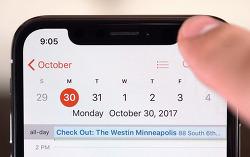 LG 디스플레이 애플 아이폰X OLED 스크린 공급 계약 임박