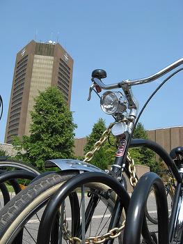 우리가 자전거 출근을 포기하는 진짜 이유