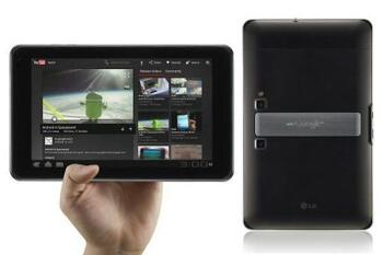 MWC 2011 : 아이패드에 도전하는 태블릿 톱 10
